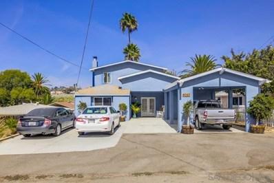 9050 Valencia St, Spring Valley, CA 91977 - MLS#: 180055735