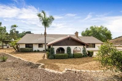 30668 Miller Road, Valley Center, CA 92082 - MLS#: 180055748