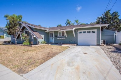 122 Edgewood Dr, Oceanside, CA 92054 - MLS#: 180055819