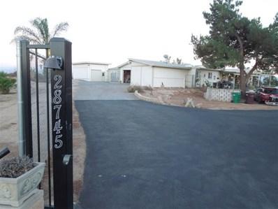 28745 Baxter, Murrieta, CA 92563 - MLS#: 180056257