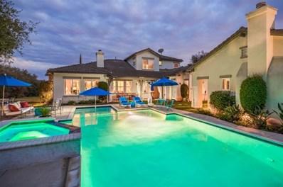 4554 Highland Oaks St, Fallbrook, CA 92028 - MLS#: 180056270