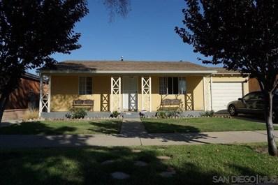 2184 Delta Ave, Long Beach, CA 90810 - MLS#: 180056652