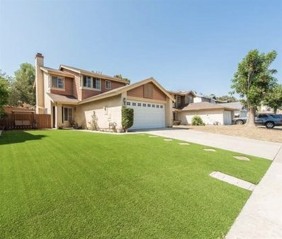 2586 Manzana Way, San Diego, CA 92139 - MLS#: 180057156