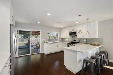 3540 Sea Ridge Rd, Oceanside, CA 92054 - MLS#: 180058322