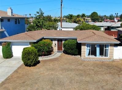 6144 Lorca Dr, San Diego, CA 92115 - #: 180058341