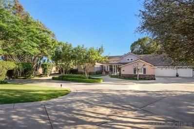 2095 Kristi Ct, Fallbrook, CA 92028 - MLS#: 180058378
