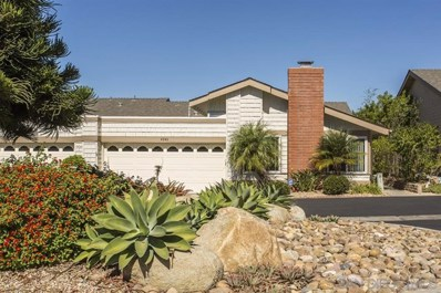 4246 Dusk Lane, Oceanside, CA 92056 - MLS#: 180059152
