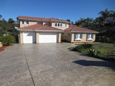 2534 Park Ridge Drive, Escondido, CA 92025 - MLS#: 180059525