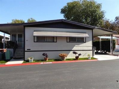 3340 Del Sol Blvd. UNIT 87, San Diego, CA 92154 - MLS#: 180060322