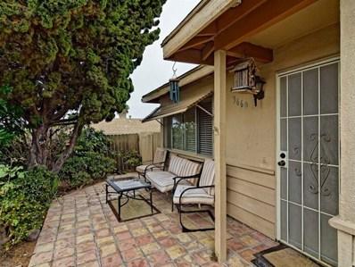 3660 Aqua Lane, Oceanside, CA 92056 - MLS#: 180060364