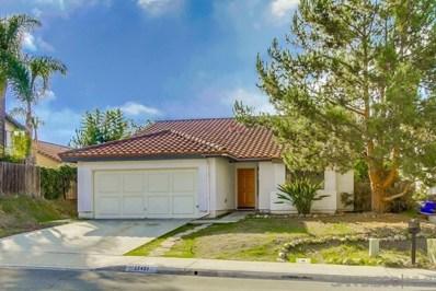 13451 Entreken Ave, San Diego, CA 92129 - MLS#: 180060691