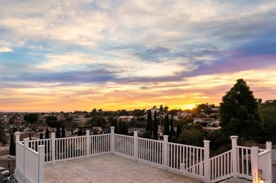 6431 Seascape Dr, San Diego, CA 92139 - MLS#: 180061468