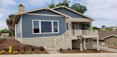 3766 Highland Drive, Carlsbad, CA 92008 - MLS#: 180061969