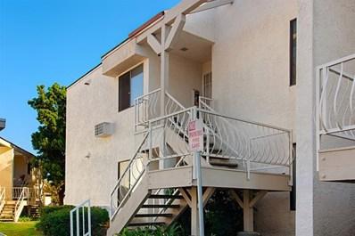 10805 N Camino Ruiz N UNIT 40, San Diego, CA 92126 - MLS#: 180062427