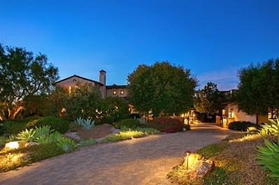 7810 Sendero Angelica, San Diego, CA 92127 - MLS#: 180062442