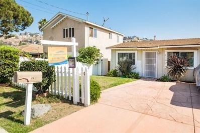 909 Pecos Street, Spring Valley, CA 91977 - #: 180062488