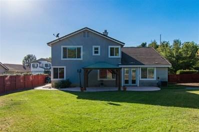 304 Hidden Trails Rd, Escondido, CA 92027 - MLS#: 180062707
