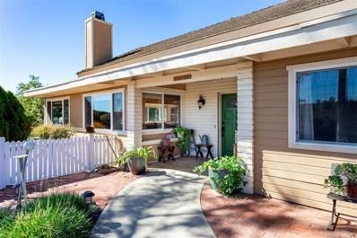 2573 Gum Tree, Fallbrook, CA 92028 - MLS#: 180062747