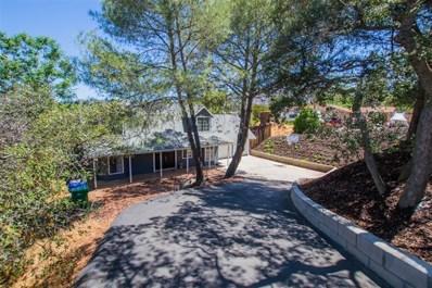 2344 Eltinge Drive, Alpine, CA 91901 - MLS#: 180063050
