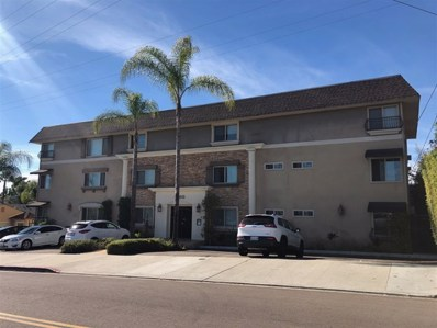 4560 60th UNIT 15, San Diego, CA 92115 - #: 180063184
