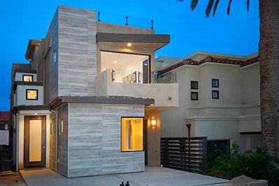 253 Kolmar St, La Jolla, CA 92037 - MLS#: 180063439