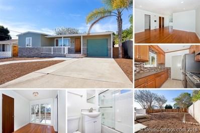 1141 S Clementine, Oceanside, CA 92054 - MLS#: 180063537