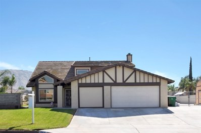 268 Owetzal Lane, Riverside, CA 92507 - MLS#: 180063566