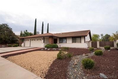 2364 Nielsen St, El Cajon, CA 92020 - MLS#: 180063636