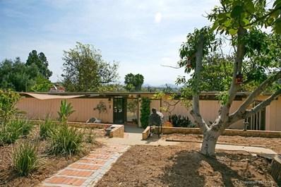 2022 E Alvarado, Fallbrook, CA 92028 - MLS#: 180063979