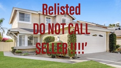 7908 Tinaja Ln, San Diego, CA 92139 - MLS#: 180064608