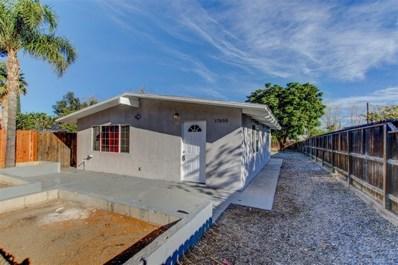17656 Brightman Ave, Lake Elsinore, CA 92530 - MLS#: 180065009