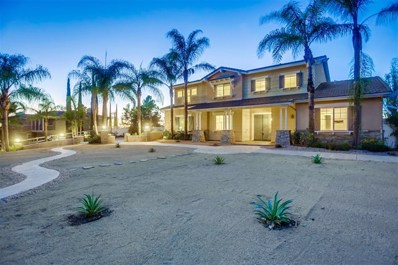 2841 Glenview Way, Escondido, CA 92025 - MLS#: 180065372