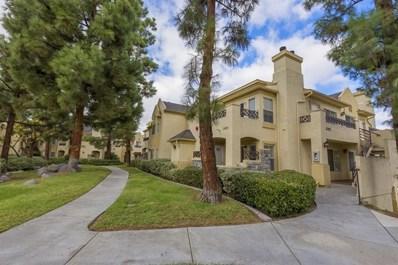 2083 Lakeridge Circle UNIT 103, Chula Vista, CA 91913 - MLS#: 180065411