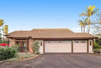 1507 Woody Hills Dr, El Cajon, CA 92019 - MLS#: 180065472