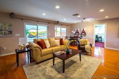 3827 Mount Ainsworth Avenue, San Diego, CA 92111 - #: 180065521