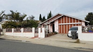 8320 Holt, Spring Valley, CA 91977 - MLS#: 180065840