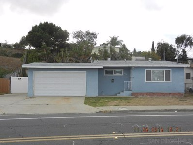 2474 Calle Tres Lomas, San Diego, CA 92139 - MLS#: 180066025