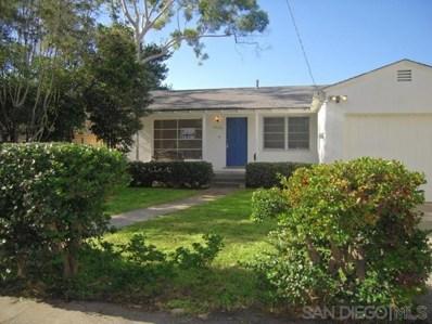 6520 Tyrian St, La Jolla, CA 92037 - MLS#: 180066100