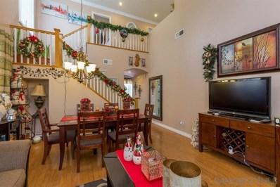 1329 Wooden Valley St, Chula Vista, CA 91913 - MLS#: 180066138