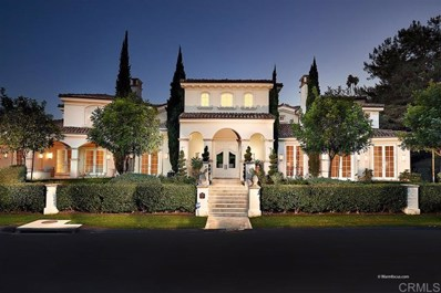 14296 Dalia Drive, Rancho Santa Fe, CA 92067 - MLS#: 180066619