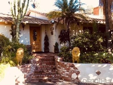 2630 Las Palmas Ave, Escondido, CA 92025 - #: 180066759