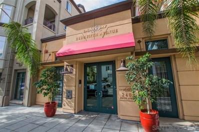 2400 5Th Ave UNIT 126, San Diego, CA 92101 - MLS#: 180066780