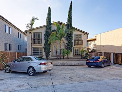 4020 Louisiana Street UNIT Unit 8, San Diego, CA 92104 - MLS#: 180066787