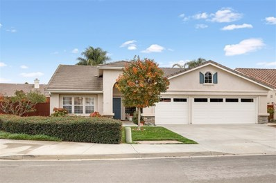 5254 Candlelight St, Oceanside, CA 92056 - MLS#: 180067171
