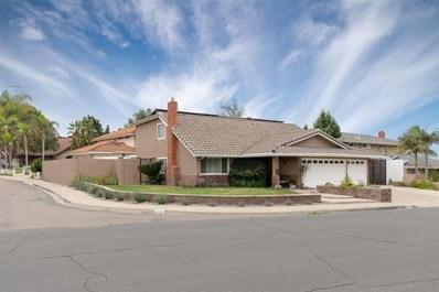 8745 Lake Angela Drive, San Diego, CA 92119 - MLS#: 180067400