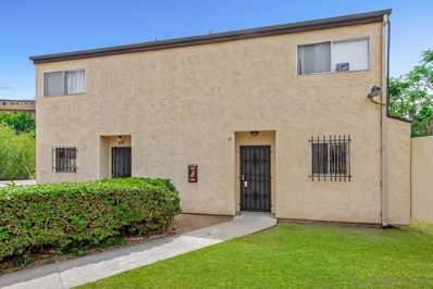 3768 50th St. UNIT 19, San Diego, CA 92105 - MLS#: 180067420