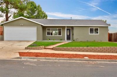 9237 Galston Dr, Santee, CA 92071 - #: 180067589