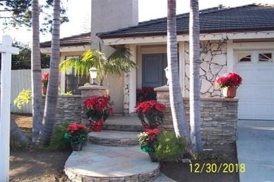 7595 Cadencia St, Carlsbad, CA 92009 - MLS#: 180067754