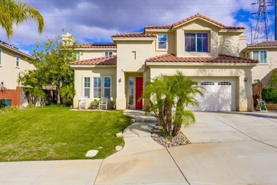 9377 Tiffany Park Place, El Cajon, CA 92021 - MLS#: 180067964
