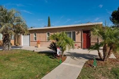 445 Edward St, El Cajon, CA 92020 - MLS#: 180067973
